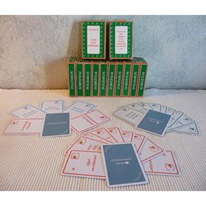 Les cartes du jeu Polemios